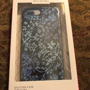Vera Bradley Quilted Phone Case for IPhone 7 Plus